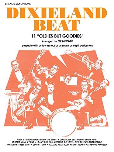 "9780769260006: Dixieland Beat: 11 ""Oldies But Goodies"" (Tenor Saxophone)"