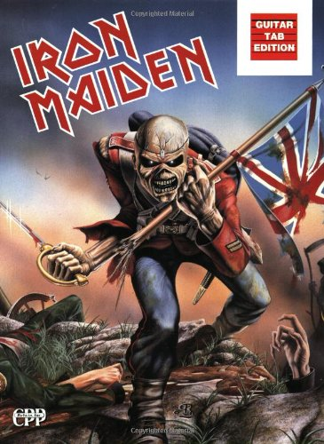 9780769260198: Iron Maiden: Guitar Tab Edition