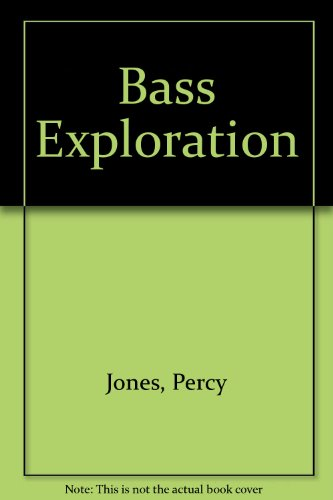 9780769260273: Bass Exploration