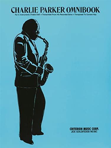 9780769260532: Charlie Parker Omnibook: For C Instruments (Treble Clef)