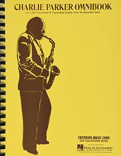 9780769260549: Charlie Parker Omnibooks: For E Flat Instruments