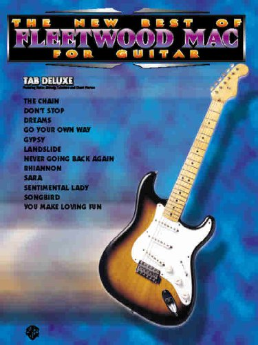 9780769260587: The New Best of Fleetwood Mac for Guitar: TAB Deluxe (New Best of...for Guitar)