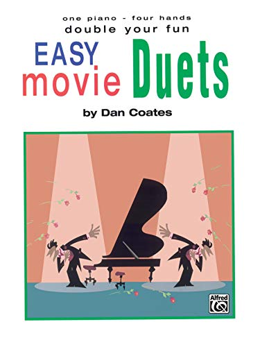 9780769260952: Double Your Fun: Easy Movie Duets (one piano, four hands)
