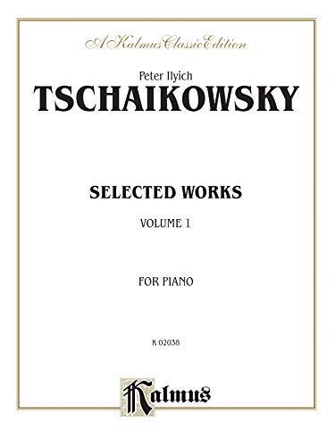 9780769261720: Selected Works For Piano: 1