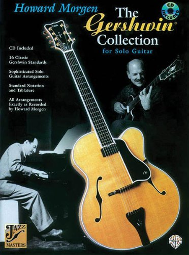 9780769262017: Howard Morgen The Gershwin Collection for Guitar (Jazz Masters) with CD