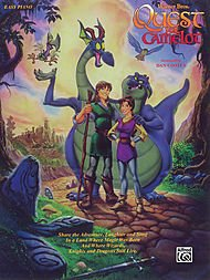 Quest for Camelot (Selections): Piano Arrangements (9780769262611) by [???]