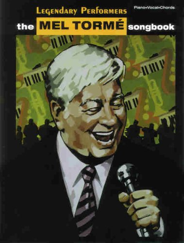 9780769262758: Legendary Performers: The Mel Torme Songbook