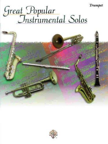 9780769263168: Great Popular Instrumental Solos: Trumpet (Book & CD)
