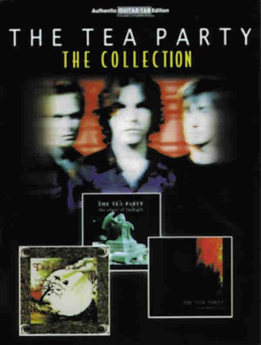 9780769263236: The Tea Party -- The Collection: Authentic Guitar TAB