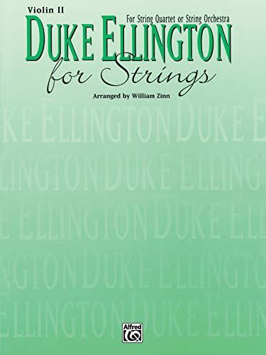 9780769264066: Duke Ellington for Strings: Violin II