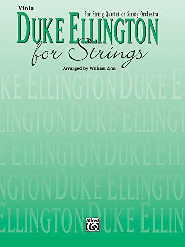 9780769264073: Duke Ellington for Strings: Viola