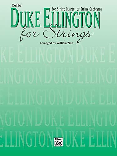 9780769264080: Duke Ellington for Strings: Cello