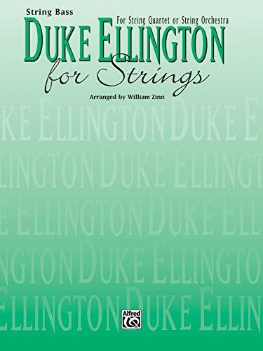 9780769264097: Duke Ellington for Strings: String Bass