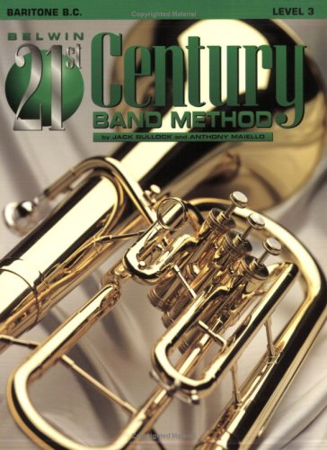 9780769264615: Belwin 21st Century Band Method, Level 3