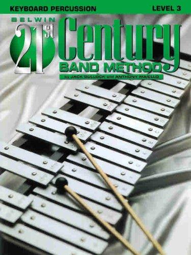 9780769264646: Belwin 21st Century Band Method, Level 3