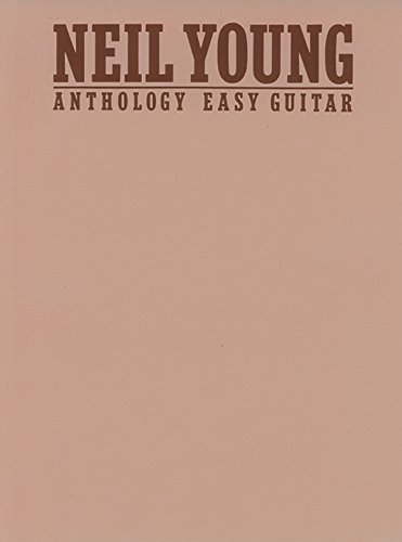 9780769265193: Neil Young: Anthology Easy Guitar