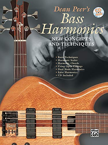 9780769265810: Dean Peer's Bass Harmonics: New Concepts and Techniques