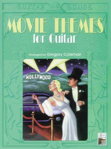 9780769265872: Guitar Songs: Movie Themes for Guitar