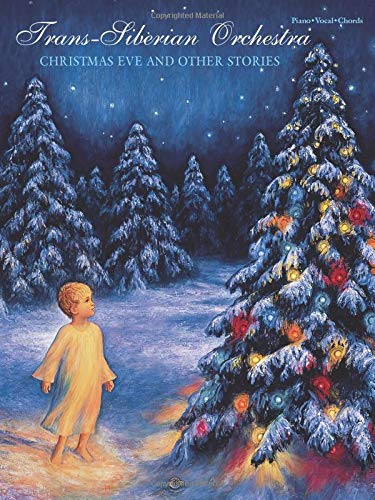 9780769266138: Trans-Siberian Orchestra Christmas Eve & Other Stories: Piano, Vocal, Chords