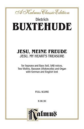 Jesu, My Heart s Treasure (Jesu, Meine