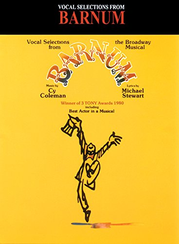 9780769267029: Barnum (Vocal Selections): Piano/Vocal/Chords
