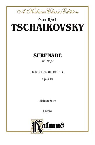 9780769267654: Serenade for String Orchestra, Op. 48