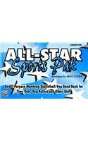 9780769268217: All-Star Sports Pak (An All-Purpose Marching/Basketball/Pep Band Book for Time Outs, Pep Rallies and Other Stuff): Conductor