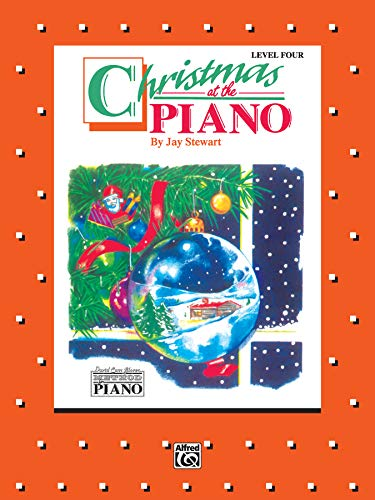 9780769269382: Christmas at the Piano: Level 4