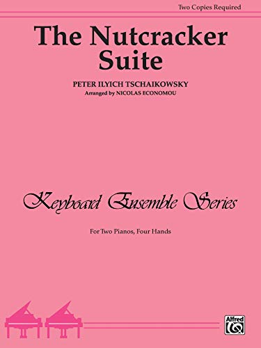 9780769269399: The Nutcracker Suite: Sheet (Keyboard Ensemble Series)