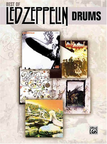 9780769272245: Best of Led Zeppelin Drums