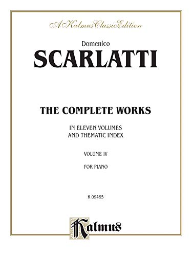 9780769272955: The Complete Works, Vol 4 (Kalmus Edition)