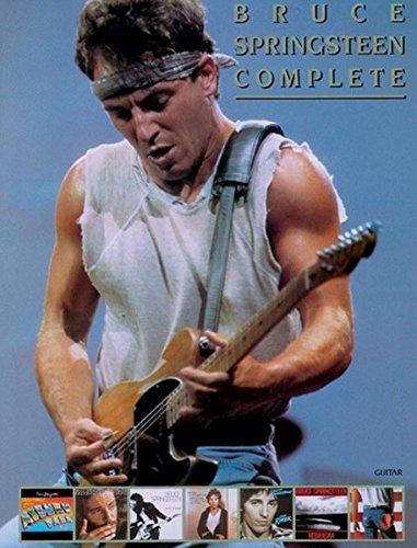 9780769273600: Bruce Springsteen Complete