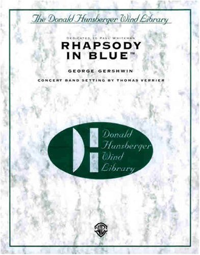 9780769276793: Rhapsody in Blue