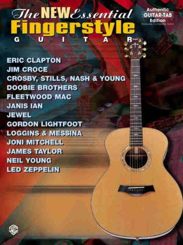 9780769278100: The New Essential Fingerstyle Guitar
