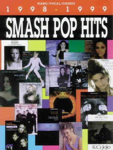 9780769278162: Smash Pop Hits 1998-1999: Piano/Vocal/Chords