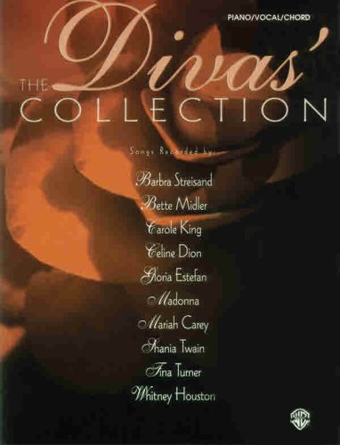 The Divas' Collection: Piano/Vocal/Chords Alfred Music