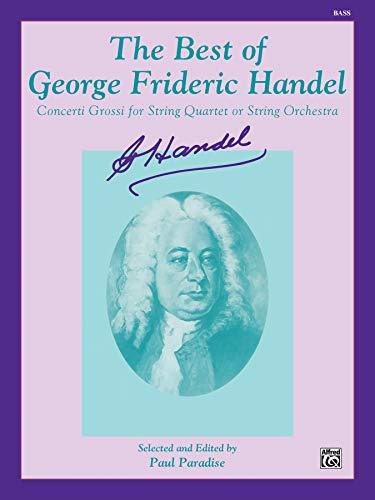 The Best of George Frideric Handel (Concerti