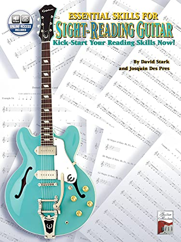 9780769279381: Essential Skills for Sight Reading Guitar (Guitar Masters)