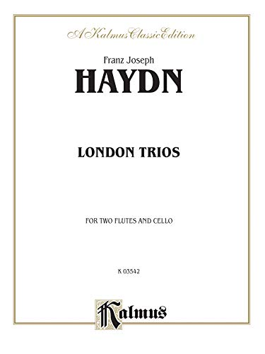 Four London Trios Format: Book: By Franz Joseph