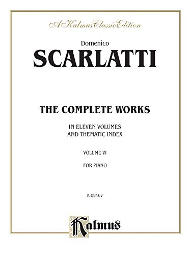 9780769280813: Complete Works of Scarlatti