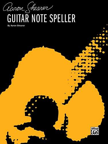 9780769282763: Guitar Note Speller (Shearer Series)