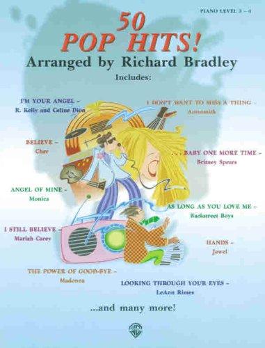 50 Pop Hits!: Bradley, Richard