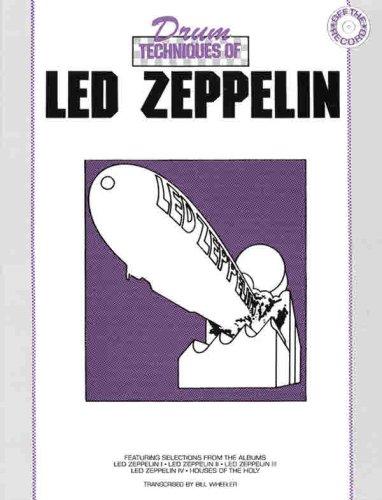 9780769283999: Drum Techniques of Led Zeppelin