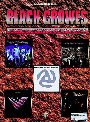 9780769284170: Black Crowes -- Guitar Anthology: Authentic Guitar TAB (Guitar Anthology Series)