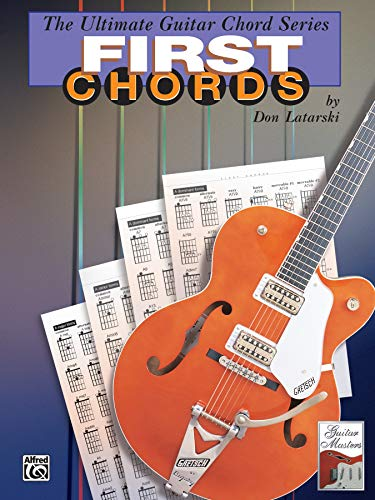 9780769285221 Ultimate Guitar Chords First Chords The Ultimate