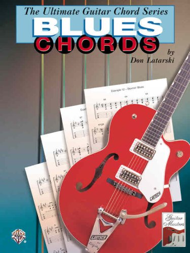 Blues Chords (The Ultimate Guitar Chords Series): Don Latarski