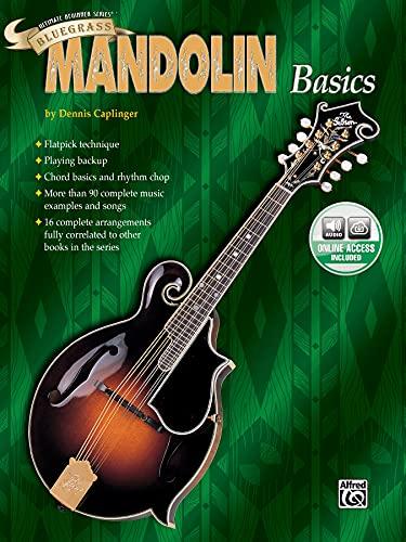 9780769285412: Bluegrass Mandolin Basics
