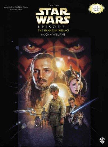 9780769285542: Star Wars Episode I The Phantom Menace: Piano Arrangements (Star Wars Episode 1)