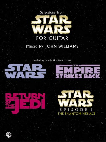 9780769285740: Selections from Star Wars for Guitar