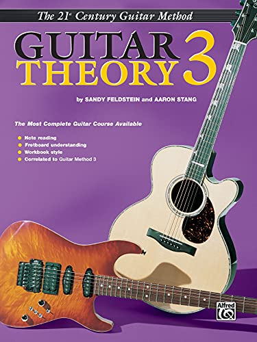 9780769285795: GUITAR THEORY 3 - Book Only (The 21st Century Guitar Method)